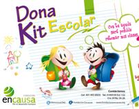 Imagen Dona Kit Escolar