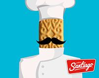Caso: El Chef Santiago