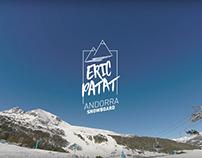 Snowboard Andorra • Eric Patat
