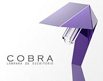 Lámpara de escritorio COBRA