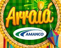 Criação de Key Visual para AMANCO