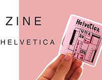 Zine // Helvetica