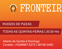 Outdoor - Restaurante Fronteiras Bar