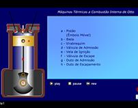 Motor 4 tempos Otto (Simulador)