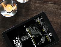 ADN ROCK Magazine cover