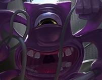 Monstro do Fone | Eartphone Monster