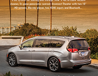 Ad idea - Chrysler Pacifica
