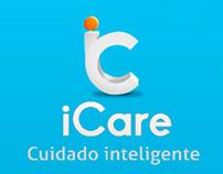Diseño UI - Interface de Usuario - Cliente: iCare