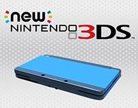 Publicidad Nintendo 3DS.