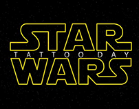 STAR WARS TATTOO DAY - TEASER PROMOCIONAL.
