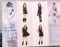 Material de campanha Inverno 09 Espaço Fashion