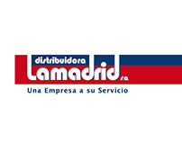 Distribuidora Lamadrid · Folletería