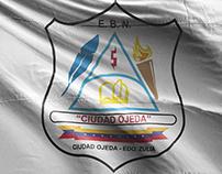 """Logo - Escuela Básica Nacional """"Ciudad Ojeda"""" -Rediseño"""