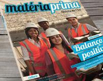 "Revista ""Matéria-Prima"" (CSN)"