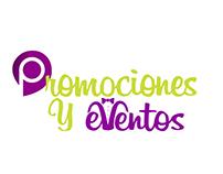 logo Promociones y eventos