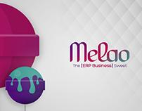 Branding // Melao - The ERP Business Sweet