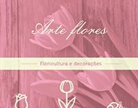 Catálogo Institucional Arte Flores