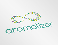 Aromatizar | Logo design and branding