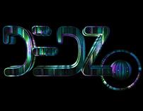 Logo e identidade visual para web - DJ DedZ