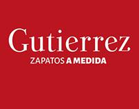 Gutierrez ZAPATOS A MEDIDA   Identidad & Papeleria