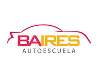 Diseño Web - Cliente: Autoescuela Baires