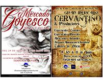Carteles Oficiales Mercados Medievales