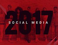 Social Media 2017 | Posts