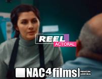 Reel Actoral - Marcia Urbisaglia