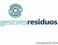 App Gestores de residuos