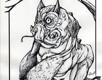 Random Concept Creature