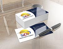 Cartão de Visita S&D Materiais Médicos
