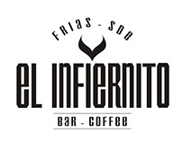 EL INFIERNITO Bar - Coffee Branding