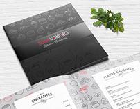 ShushiKokoro - Branding Project