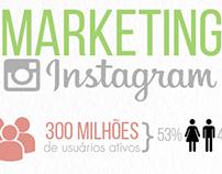 Infográfico Marketing no Instagram | Doxxa