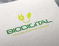 Logo Biodigital