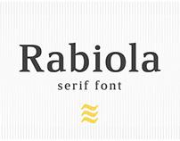Rabiola Serif