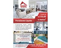Panfleto a5 - GWC Comércio e Construções