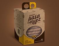 Veggie Cookies - Packaging Design