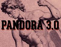 Pandora's 3.0 Party - Design and Divulgation Project