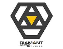 LOGO DIAMANT BEATS STUDIOS