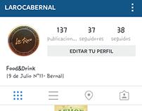 Community Management: La Roca - Instagram