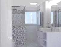Proyecto y presentación 3 baños - enero 2017