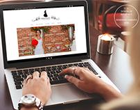 Website Partylight Atelier de Noivas