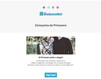 Newsletter / Online Store / Ondasnanet