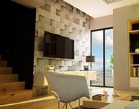 Interiores Casa W