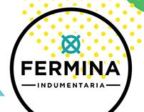 Fermina Indumentaria - Logo