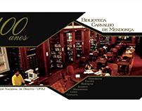 Biblioteca da Escola de Direito da UFRJ