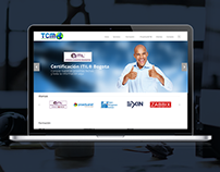 Sitio Web tcmideas.com