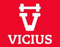 Vicius Crossfit - Branding, Social network