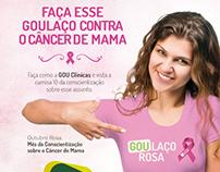 GOU - Campanha Outubro Rosa